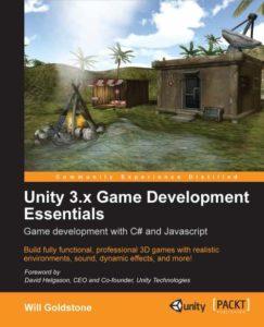Unity 3x Essentials