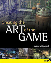 Review: Creating the Art of the Game by Matthew Omernick