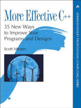 Review: More Effective C++