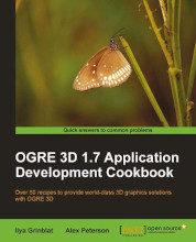 Review: OGRE 3D 1.7 Application Development Cookbook
