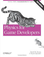 Review: Physics for Game Developers: Science, math, and code for realistic effects by David M Bourg & Bryan Bywalec
