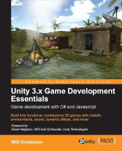 Review: Unity 3.x Game Development Essentials