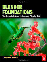 Review: Blender Foundations: The Essential Guide to Learning Blender 2.6