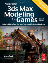 Review: 3ds Max Modeling for Games: Insider's Guide to Game Character, Vehicle, and Environment Modeling: Volume I by Andrew Gahan