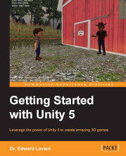 Review: Getting Started with Unity 5 by Dr. Edward Lavieri