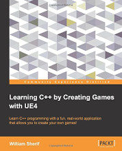 Review: Learning C++ by Creating Games with UE4 by William Sherif