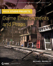 Review: Maya Studio Projects: Game Environments and Props by Michael McKinley