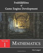 Review: Foundations of Game Engine Development, Volume 1: Mathematics by Eric Lengyel