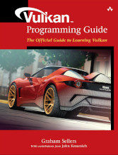 Review: Vulkan Programming Guide: The Official Guide to Learning Vulkan by Graham Sellers