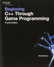 Review: Beginning C++ Through Game Programming by Michael Dawson