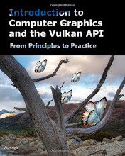 Review: Introduction to Computer Graphics and the Vulkan API by Kenwright