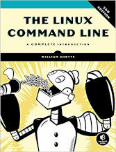 Review:  The Linux Command Line: A Complete Introduction by William Shotts