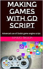 Review: Making games with GD Script: Advanced use of Godot game engine script by Marijo Trkulja